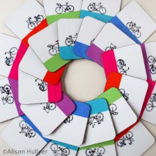 Bikes in a circle©
