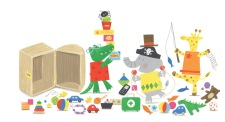 Bobo toybox RGB
