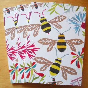 bee stack EB Collage