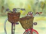 Love Bikes CROP HIRES