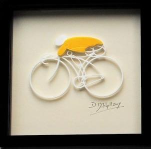 framed racers
