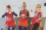 Children's aprons – Mabel Fox –Q59