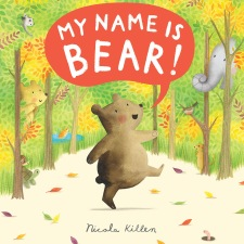 My Name is Bear Cover